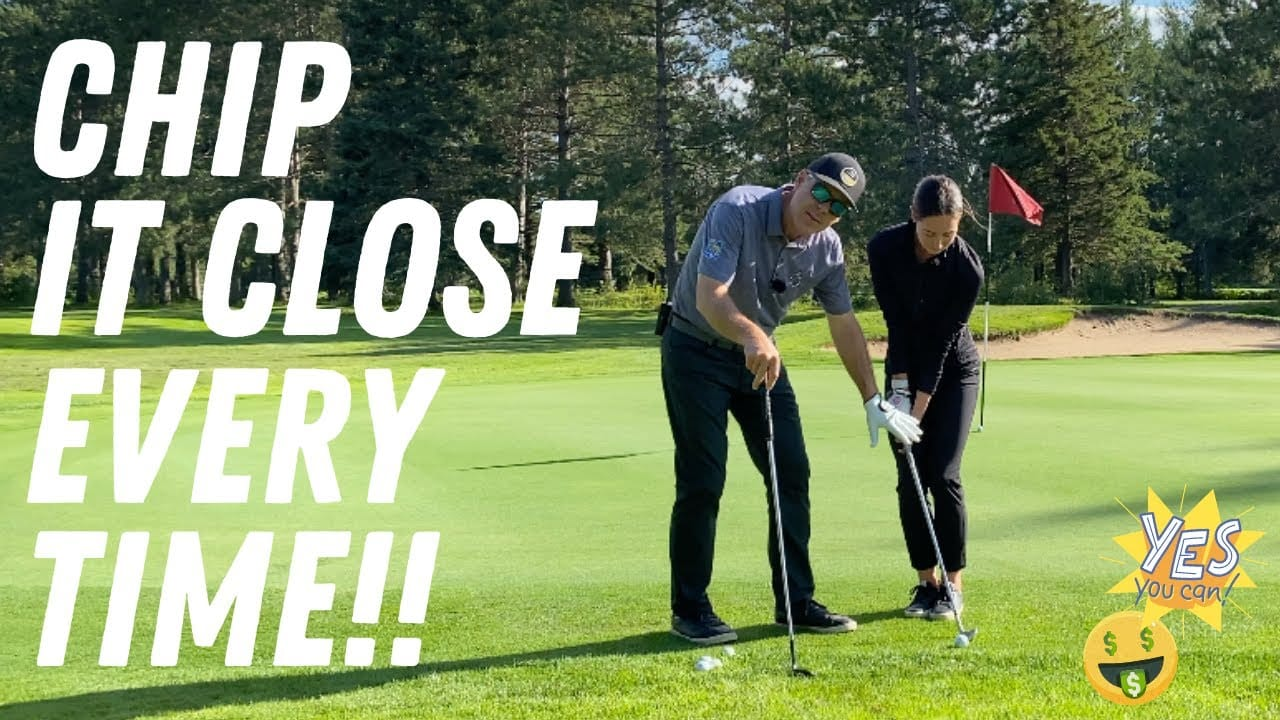 BIG PAYOFF FOR YOUR CHIP SHOTS! 🤑 HOW TO LOVE YOUR SHORT GAME!